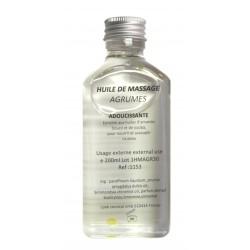 Huile de massage aux agrumes 200ml