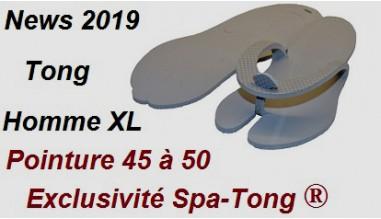 Tong Homme XL pointure 45 à 50